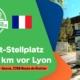 Wohnmobilstellplatz Lyon Frankreich
