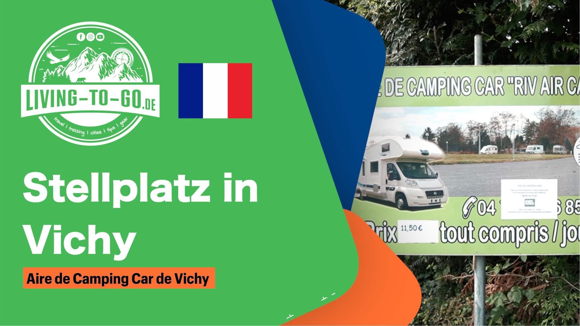 Aire de Camping Car de Vichy
