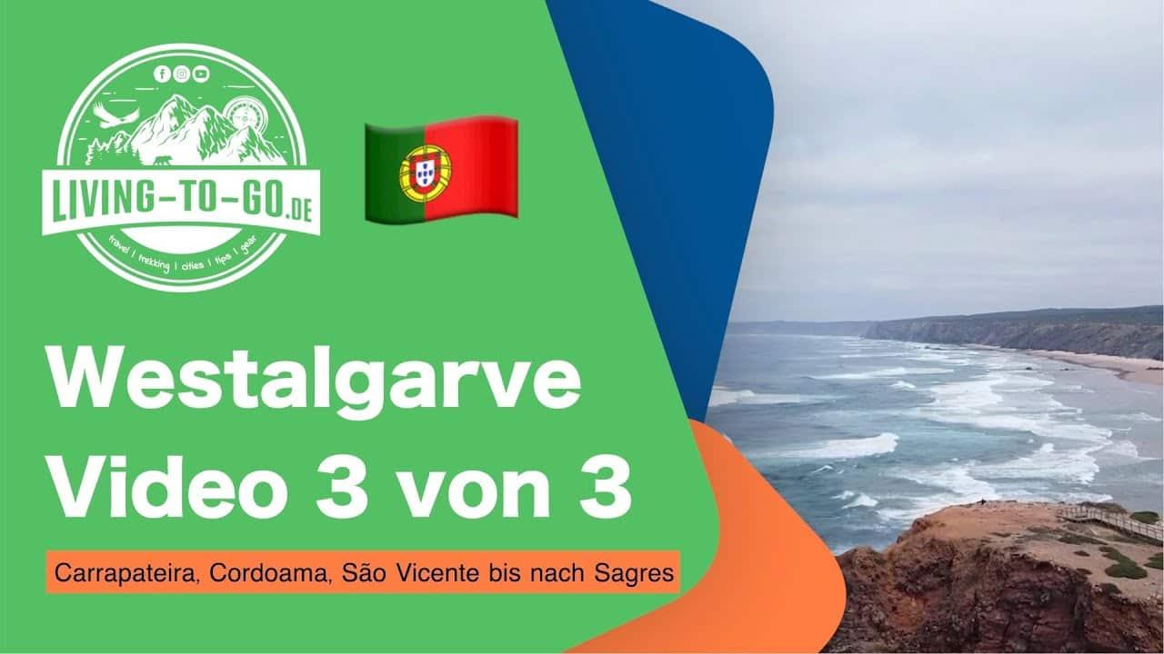 Kostenloser Stellplatz in Sagres, Portugal