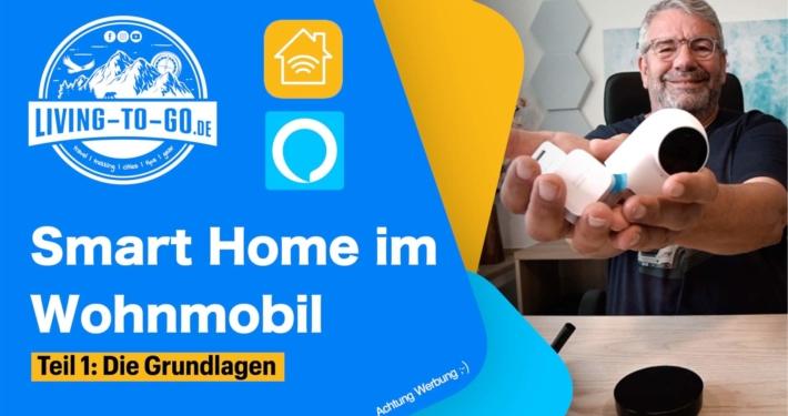 Smart Home im Wohnmobil - Die Grundlagen