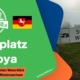 Stellplatz Hoya Weserblick