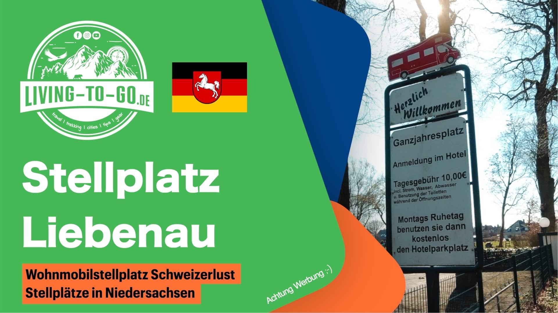 Stellplatz Liebenau