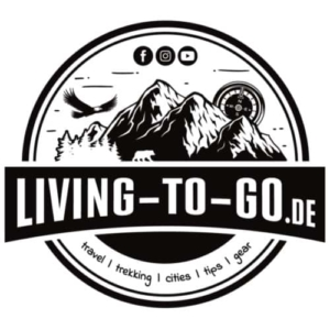 livingtogo-fan-shop-logo-schwarz-maenner-premium-t-shirt