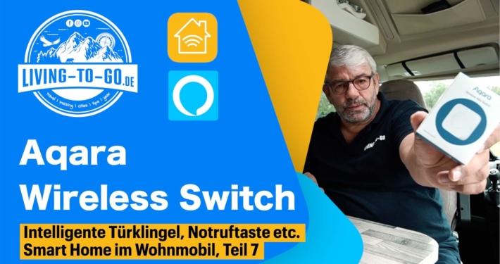 Aqarar Wireless Switch