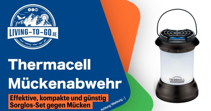 Thermacell Mückenabwehr