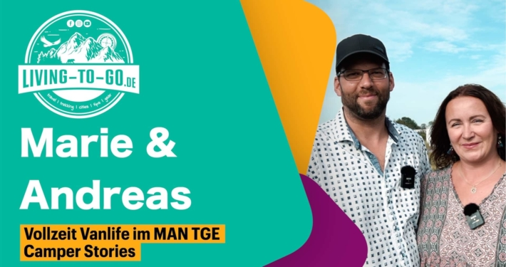 Camper Storie Marie & Andreas