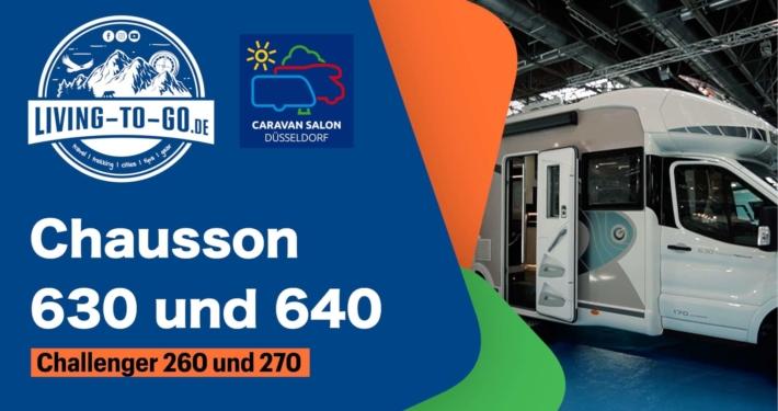Chausson 630 + 640