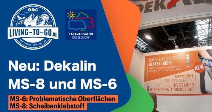 Dekalin MS-6 und MS-8
