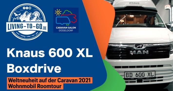 Knaus Boxdrive 600 XL