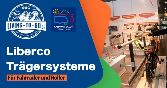 Liberco, Tragesysteme für Fahrrad, Roller, E-Bike