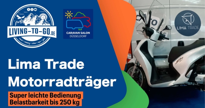 Lima Trade Motorradträger