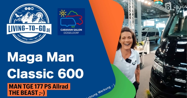 Maga Man Classic 600