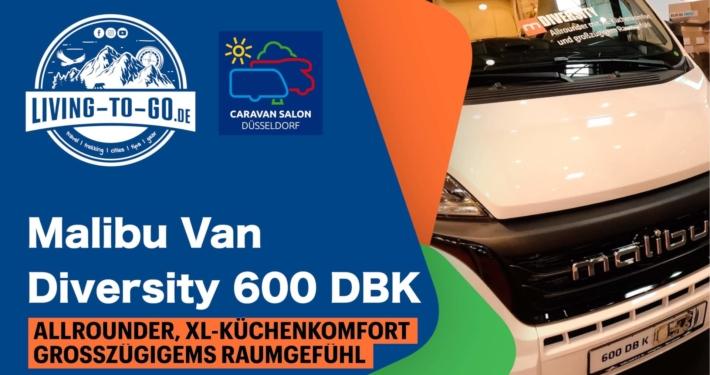 Malibu Van Diversity 600 DB K