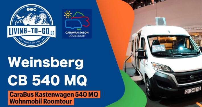 Weinsberg CB 540 MQ