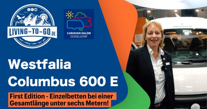 Westfalia Columbus 600 E