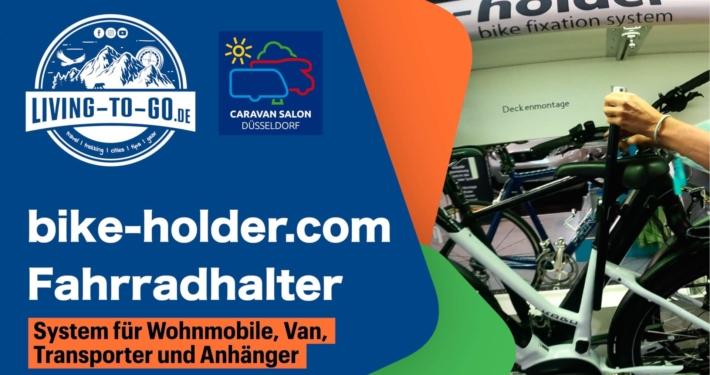 bike-holder Fahrrad-Halter